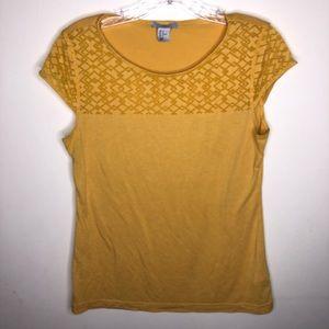 H&M | Mustard Shirt